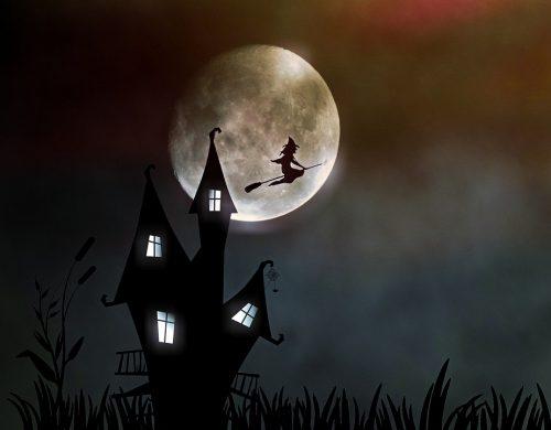 Hexen zur Walpurgisnacht