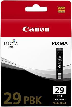 Canon Tintenpatronen PGI-29 Photo schwarz (36ml Preisvergleich