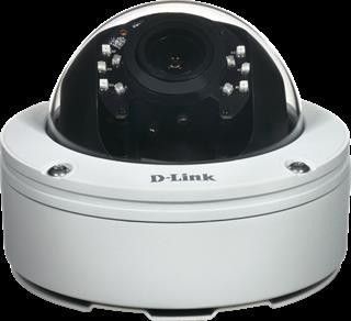 D-Link DCS-6517 Outdoor Fixed Dome IR PoE Full HD 5MP IP Cam Preisvergleich