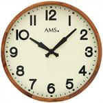 ams-9535-wanduhr-quarz-analog-holzrahmen-massiv-antik-creme-2431206-1.jpg