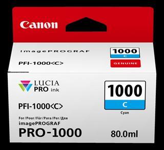 CANON - PFI 1000 C CYAN Preisvergleich