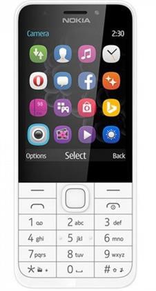 Nokia Nokia 230 2018 DS DARK SILVER Preisvergleich