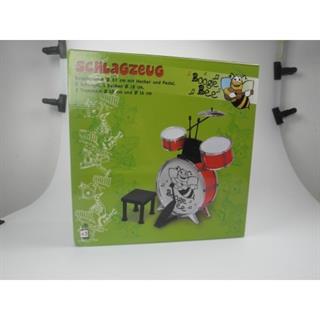 BGB Boogie Bee Schlagzeug mit Hocker Preisvergleich