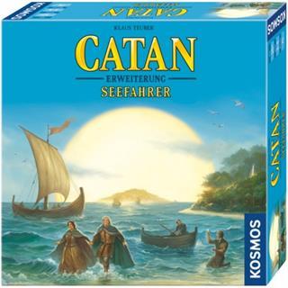 Catan - Erweiterung Seefahrer 3-4 Preisvergleich