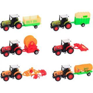 MW Metal World D/C Traktor mit Anhaenger Preisvergleich