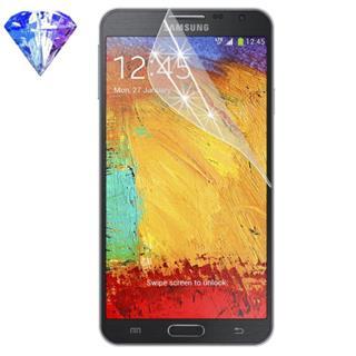 3x Samsung Galaxy Note 4 Neo Displayfolie Schutzfolie Folie silber Diamant HD Preisvergleich