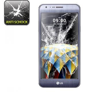 4x LG X Cam PANZERFOLIE NANO ANTI-SCHOCK Displayfolie Schutzfolie Folie HD klar Preisvergleich