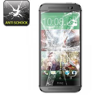 6x HTC ONE M8 PANZERFOLIE NANO DISPLAYFOLIE SCHUTZFOLIE FOLIE HD KLAR Preisvergleich