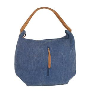 The Moshi XL Canvas-Shopper Maddie blau Preisvergleich