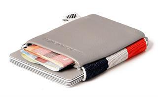 Space Wallet Mini Geldbörse Business Casanova Grey Preisvergleich