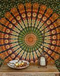 indisches-mandala-tuch-wandtuch-tagesdecke-mandala-druck-gruenorange-baumwolle-210240-cm-bet-3062913-1.jpg