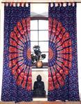 vorhang-gardine-1-paar-vorhaenge-gardinen-mit-schlaufen-mandala-motiv-blaurot-baumwolle-230-3406802-1.jpg