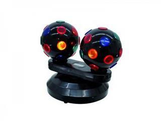 EUROLITE Mini Double Ball Strahleneffekt Preisvergleich