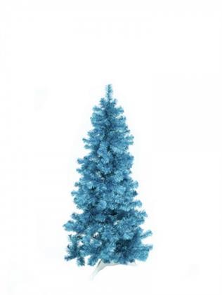 EUROPALMS Tannenbaum FUTURA, türkis-metallic, 180cm, Kunstpflanze Preisvergleich