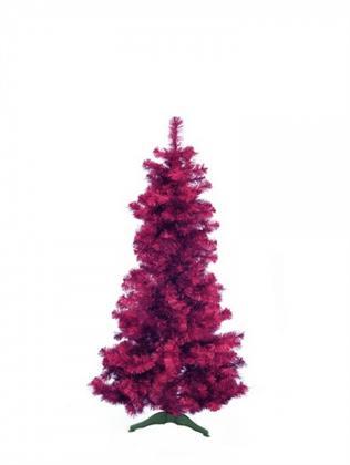 EUROPALMS Tannenbaum FUTURA, violett-metallic,180cm, Kunstpflanze Preisvergleich