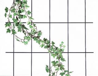 GREEN TOWER Spalier Braun 5 Streben, 150 x 75cm Preisvergleich