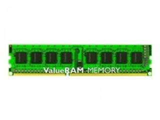 Kingston ValueRAM - DDR3 - 2 GB - DIMM 240-PIN - 1333 MHz / PC3-10600 - CL9 - 1.5 V - unge Preisvergleich