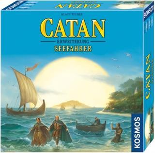 KOSMOS Catan - Erweiterung Die Seefahrer Preisvergleich