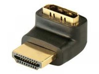 Lindy - HDMI-Adapter - HDMI (M) bis HDMI (W) - abgeschirmt - 90° Stecker Preisvergleich