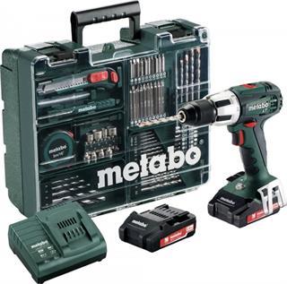 Metabo 18-Volt-Akku-Schlagbohrmaschine SB 18 LT Set MW Preisvergleich