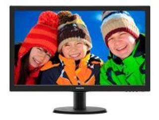 """Philips V-line 243V5LHSB - LED-Monitor - 59.9 cm (23.6"""") - 1920 x 1080 Full HD (1080p Preisvergleich"""