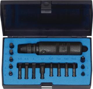 Schlagschrauber/Schraubenlösersatz 13tlg. 1/2Zoll f.Schlitz/PH/6KT 4KT-Antrieb Preisvergleich