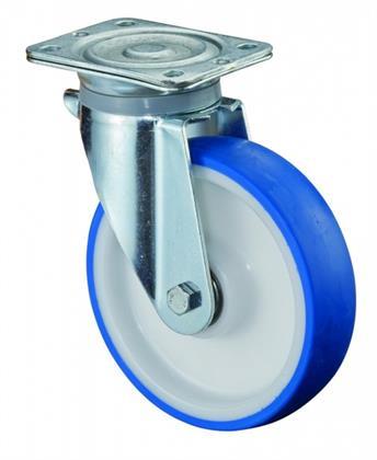 Schwerlastrolle, Ø 200 mm, Breite: 50 mm, 350 kg im Preisvergleich
