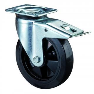 Schwerlastrolle, Ø 200 mm, Breite: 50 mm, 350 kg Preisvergleich