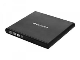 Verbatim Slimline - Laufwerk - DVD±RW (±R DL) / DVD-RAM - USB 2.0 - extern Preisvergleich