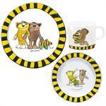 janosch-kinder-fruehstuecks-set-3-teilig-aus-melamin-kindergeschirr-gelb-schwarz-2803581-1.jpg