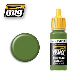 AMMO OF MIG JIMENEZ S.L. BRIGHT GREEN Acryl Lack Preisvergleich