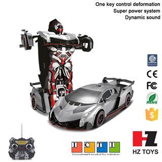 rc ferngesteuerte auto transforma roboter roadbuster one. Black Bedroom Furniture Sets. Home Design Ideas