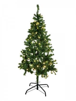 EUROPALMS Tannenbaum, beleuchtet, 180cm Preisvergleich