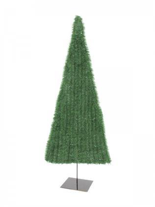 EUROPALMS Tannenbaum, flach, grün, 180cm Preisvergleich