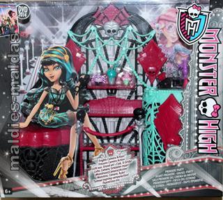 Monster High Licht aus Grusel an Grusel Party Möbel BDD91 Preisvergleich