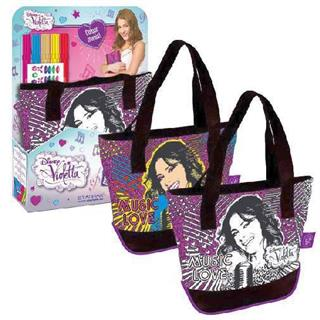 Disney Violetta - Colourmania Tasche bemalen Preisvergleich