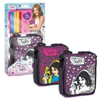 Disney Violetta - Schultertasche bemalen Preisvergleich