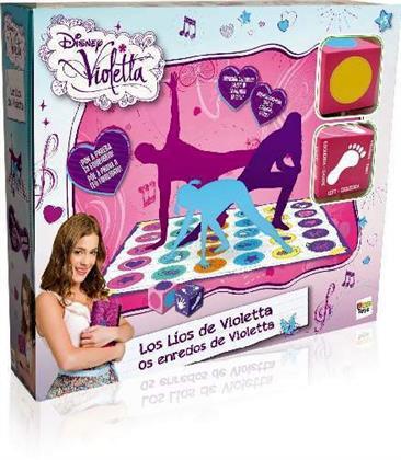 Disney Violetta Wirrwarr / Total Verdreht Gesellschaftsspiel Spielmatte Preisvergleich