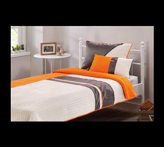 Cilek Dynamic Bettwäsche In Orange Und Grau 90 100 Günstig Kaufen