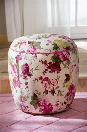 Cilek Flora Summer Hocker in Pink Preisvergleich