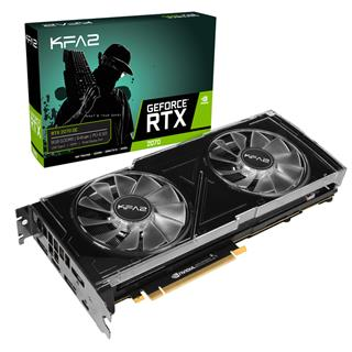 PCI-E 8GB GF RTX2070 OC KFA2 GDDR6 3xDisplayPort HDMI USB-C Preisvergleich