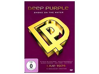 DVD Doku - DEEP PURPLE - Smoke On The Water Live In Concert Preisvergleich