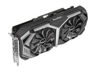 Palit GeForce RTX 2070 GameRock Premium - PCI-Express 8GB NE62070H20P2-1061G Preisvergleich