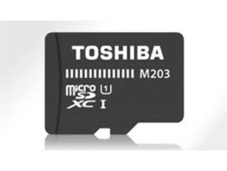 Toshiba M203 - 16GB MicroSDXC UHS-I Klasse 10 Speicherkarte THN-M203K0160EA Preisvergleich