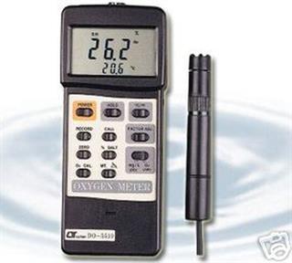 Top-Messtechnik Sauerstoffmessgerät Tester Prüfer Messer (Aquarium, Teich, Fischzucht, Labor, Schule usw.) SA2