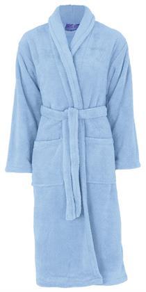 Bademantel Hausmantel aus 100% Polyester von VAL DE VILLE, Well Soft, div. Farben S, Fuchs Preisvergleich