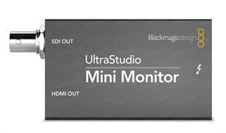 Blackmagic Design UltraStudio Mini Monitor Preisvergleich