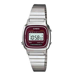 Casio Retro Collection LA670WA-4DF Damenuhr Chronograph Preisvergleich